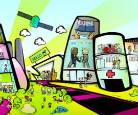 Ziua Telecomunicatiilor 2010 - Better City, Better Life