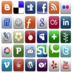 Retele de socializare ineficiente pentru site-urile romanesti