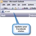 Facebook invadeaza si casutele de e-mail