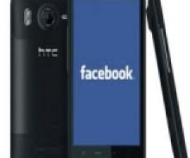 htc and facebook