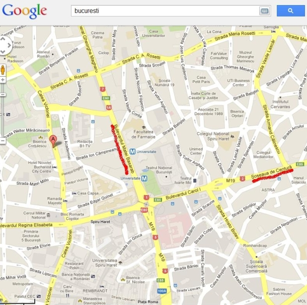 Harta Bucuresti Google Maps Scribepotent S Diary