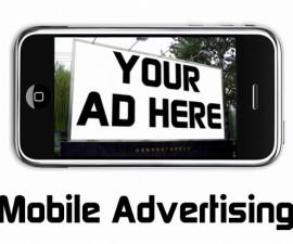 publicitate pe mobil