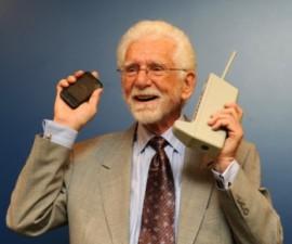 Martin Cooper-inventatorul telefonului mobil