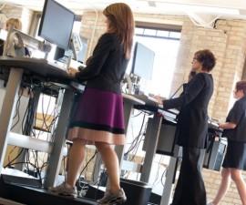 treadmill-la birou
