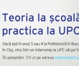 internship UPC