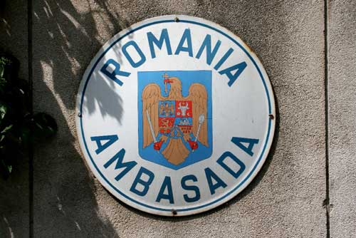 Ambasada-Romaniei