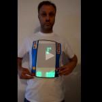 Tetris poate fi jucat acum si pe… tricou! [VIDEO]