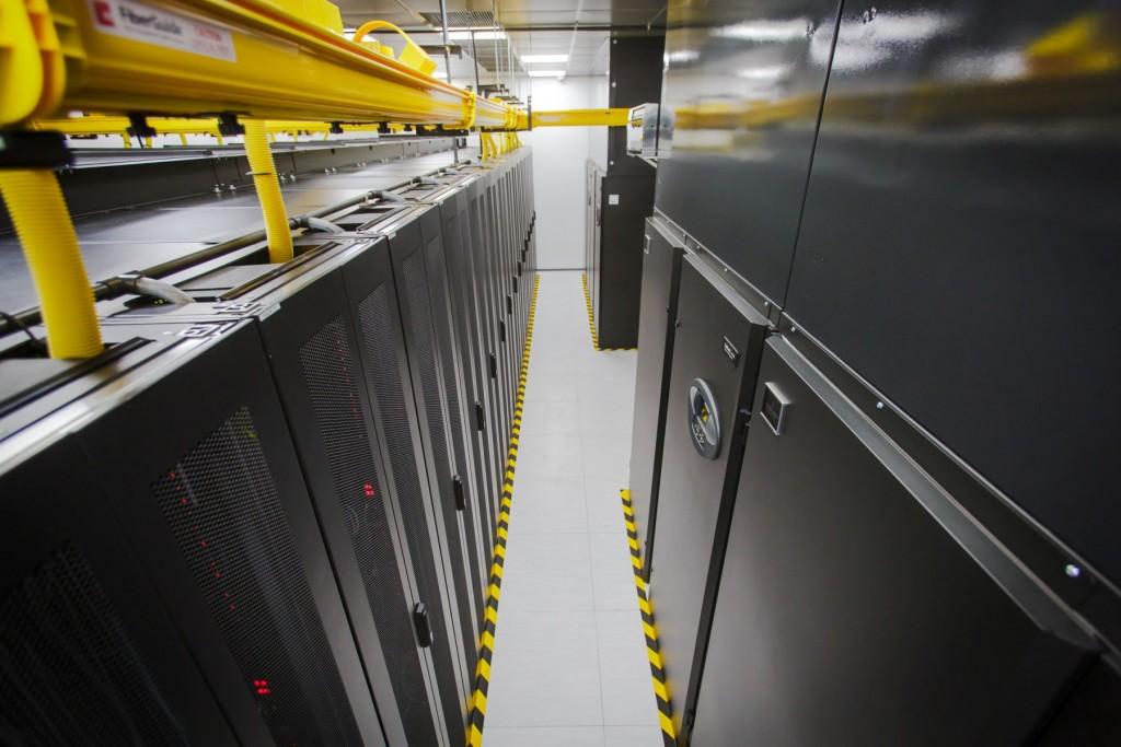 GTS Telecom Data Center  (1)