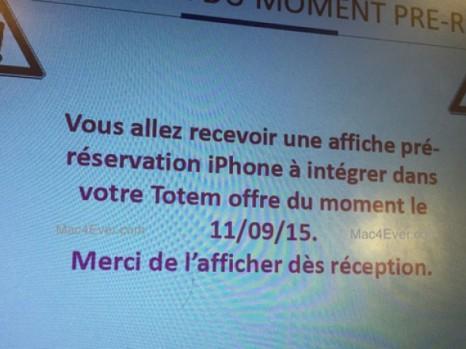 iphone6s lansare