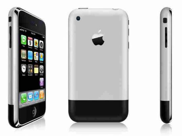 primul Apple Iphone