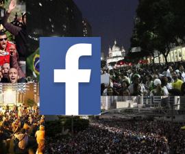 facebook protests