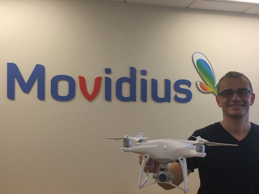 movidius-ceo-with-dji-phantom-4-e1458098830978