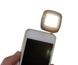 New-Mobile-phone-LED-FLASH-light-Mini-Selfie-Sync-Flashlight-for-iPhone-6-5s-Galaxy-S5