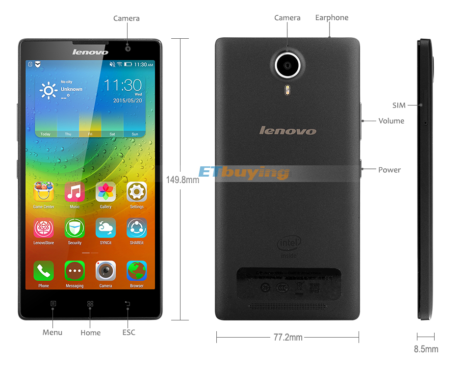Original-5-5-Lenovo-K80-K80m-4G-FDD-LTE-Cell-Phone-Android-4-4-Intel-Z3560