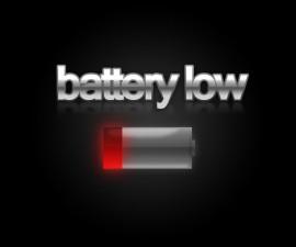 raport avg baterie telefon